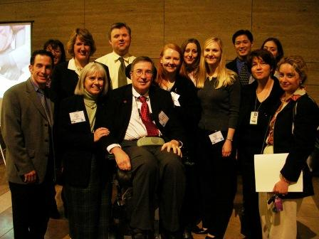 Richard Olney and the staff of the ALS Center at UCSF