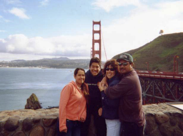 Nakaahiki Family in San Francisco