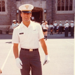 Kevin at West Point