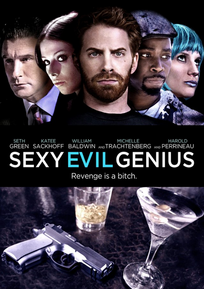 Sexy Evil Genius- Movie Poster