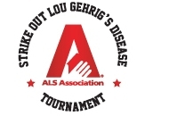 2012 Strike Out Lou Gehrig's Disease Logo